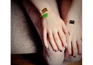 Bracelet Félicie aussi entre 25 et 29 €