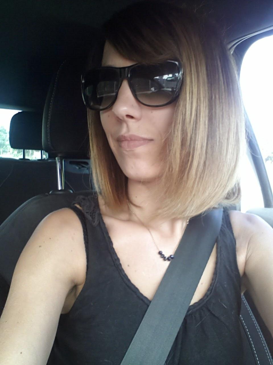 Ombré Hair Carré Lisse