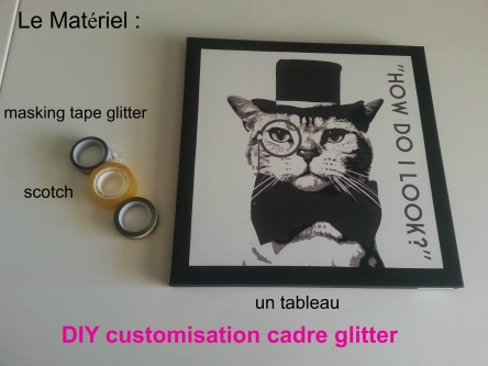 tableeau diy
